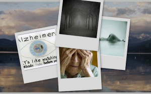 ALZHEIMER'S DISEASE - Psychology & Alzheimer's on the Brain